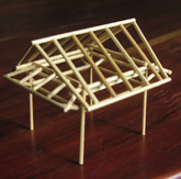 Bauen mit Bambus / Building with bamboo